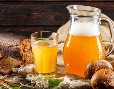 Recept therapeutic Celandine Kvass drink