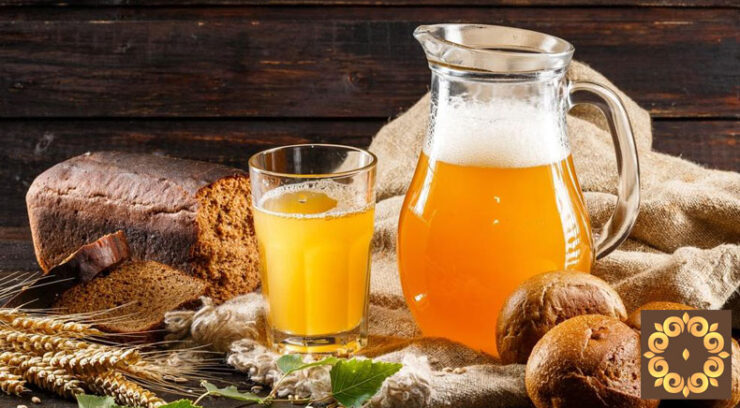 Recept therapeutic Celandine Kvass drink