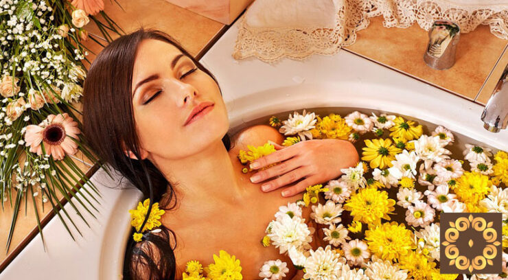 Four magic baths to prepare for the New Year